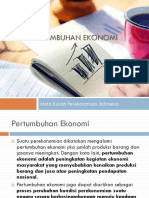 Ppt Perekonomian Indonesia-1