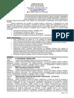 Curriculum Vitae-flavio Analista