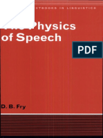 D. B. Fry-The Physics of Speech-Cambridge University Press (2012).pdf