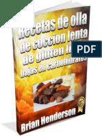 Recetas de Olla de Coccion Lent - Brian Henderson