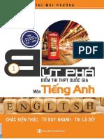 Bứt Phá Điểm Thi THPT Môn Tiếng Anh 1- Cô Mai Phương