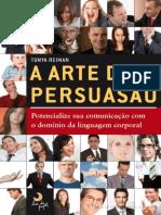 A Arte Da Persuasão