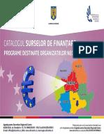 CSF Organizatii Nonguvernamentale - August 2018