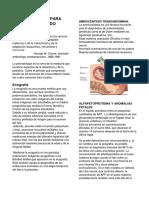 Procedimientos Para Evaluar El Estado Fetal