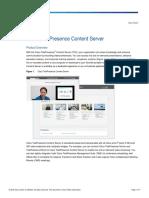Características Cisco Content