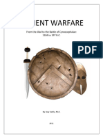 Earle Ancient Warfare