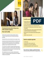 Information for candidates - social media 1718.pdf