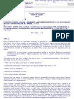 The case Ocampo Et Al v. Enriquez Et Al GR 225973 Carpio (1)