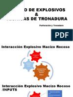 Explosivos y Sistemas de Iniciacion