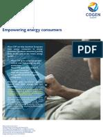Microcogeneracion-Potenciando a Los Consumidores de Energía, 2015