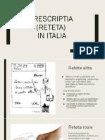 Prescriptia (reteta)