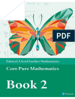 Edexcel Further Core Pure Maths 2