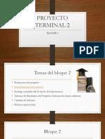 Proyecto Terminal 2