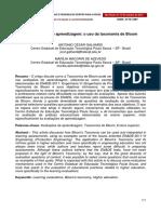Avaliações de aprendizagem - o uso da taxonomia de Bloom.pdf