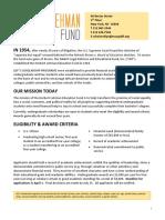 ldf undergraduate scholarship application f 1