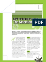 GIMP Part4 Oct 2009