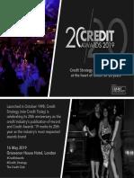 Credit Awards Media Pack_2019