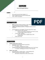 Sekigahara Rules Summary V1.1