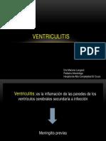 Ventriculitis