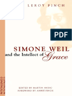 Simone Weil and the Intellect of Grace