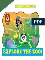 web launchpad - explore the zoo