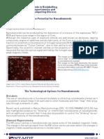 Nano Diamonds - NT-MDT Digest