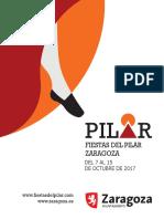 Fiestas Pilar 2017 Bolsillo