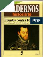 Cuadernos de Historia 16 005 Flandes Contra Felipe II