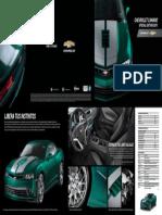 Catalogo Camaro SE 2015