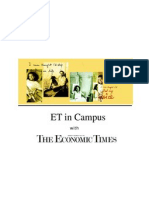 The Economic Times in Campus