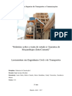 Intercement relatorio