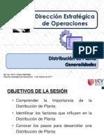T4.1 DEO - UCV - Distribución de Planta