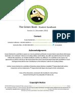 GreenBook_StudentManual