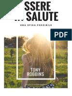 Essere in Salute E Book Di TonyRobbins