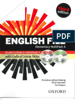 English File - Elementary MultiPack A