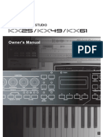 Usb Keyboard Studio Kx25