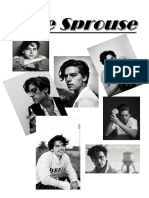 Mi Libro Sobre Cole Sprouse