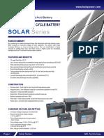 Bsb Solar Series