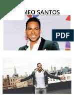 Romeo Santos Historia