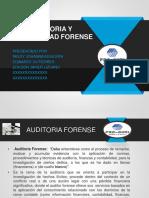 Presentacion Auditoria y Contabilidad Forense