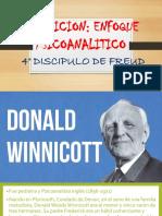 Winnicott -Disipulo de Freud