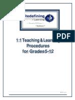 Student iPad Handbook