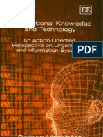 Edward.elgar.publishing.organizational.knowledge.and.Technology.an.Action.oriented.perspective.on.Organization.and.Information.systems.aug.2004.eBook DDU