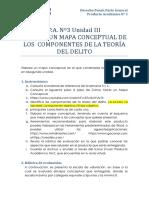 Producto Académico Nº 3 - Derecho Penal Parte General