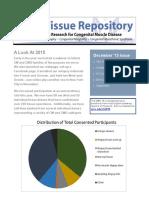 CMD Tissue Repositoy Newsletter December 2015