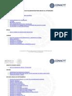 Convenios Colaboracion CONACyT 2017
