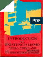 Introducción al Existencialismo (1ra ed.)_ Nicola Abbagnano.compressed.pdf