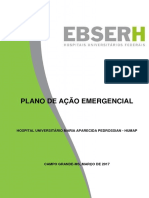 11 - Plano de Ação Emergencial - Pae