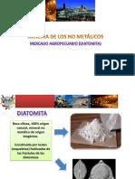 Mercardo Agropecuario Diatomita