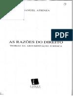 Manuel Atienza - As Razões Do Direito